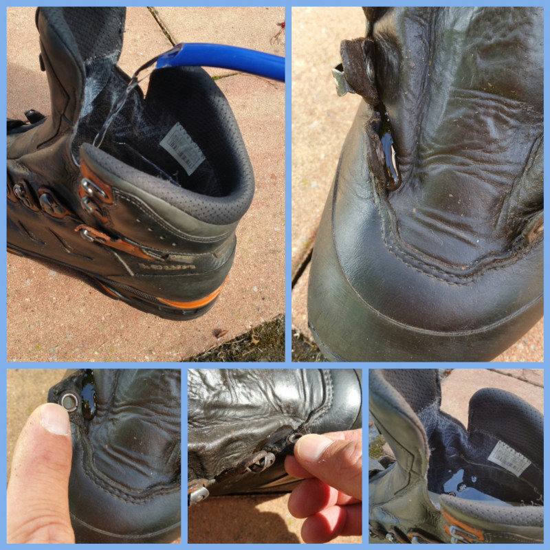 Image 1 from Thomas of Lowa - Camino GTX - Walking boots