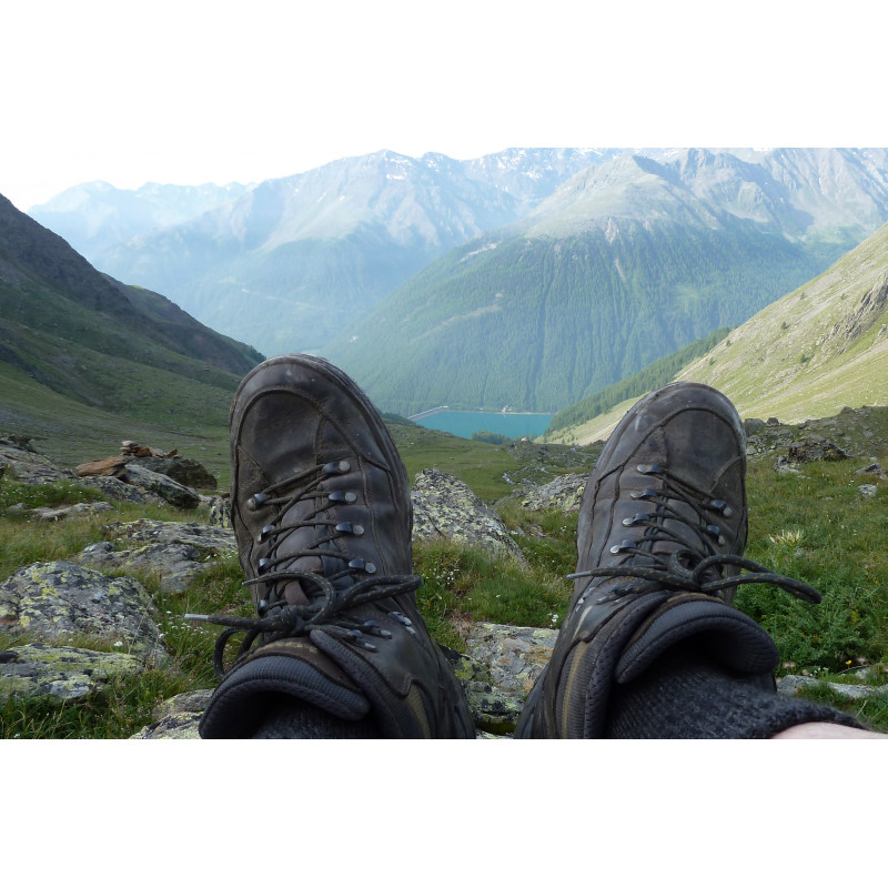 Image 1 from Matthias of Lowa - Renegade GTX Mid - Walking boots