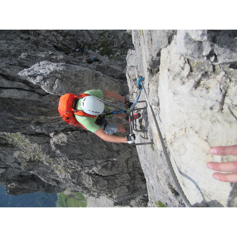 Image 1 from Dirk of Lowe Alpine - Alpine Ascent 32 - Climbing backpack