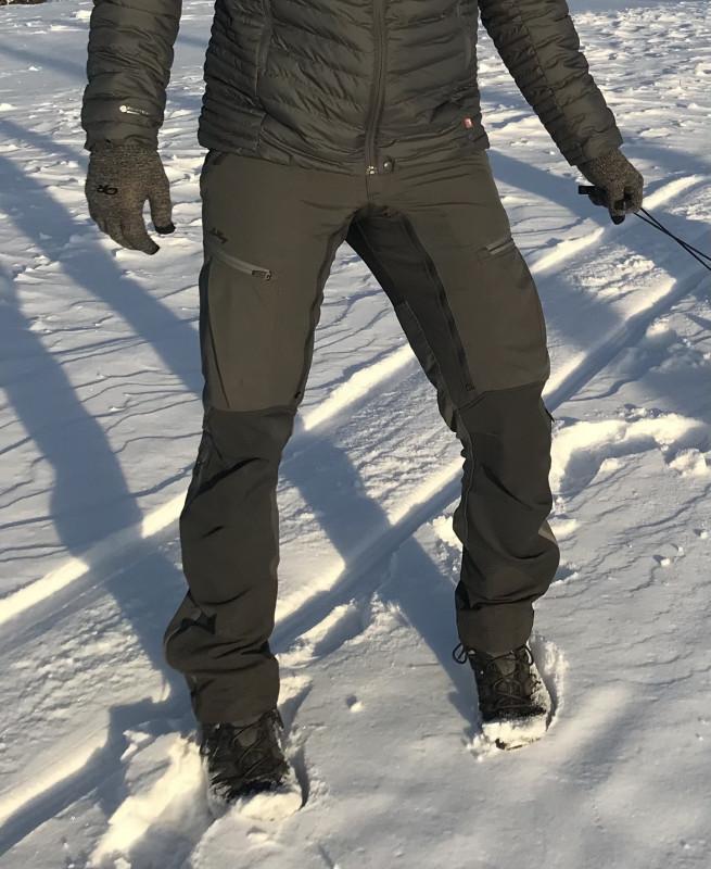 Image 1 from Darjan of Lundhags - Makke Pant - Walking trousers