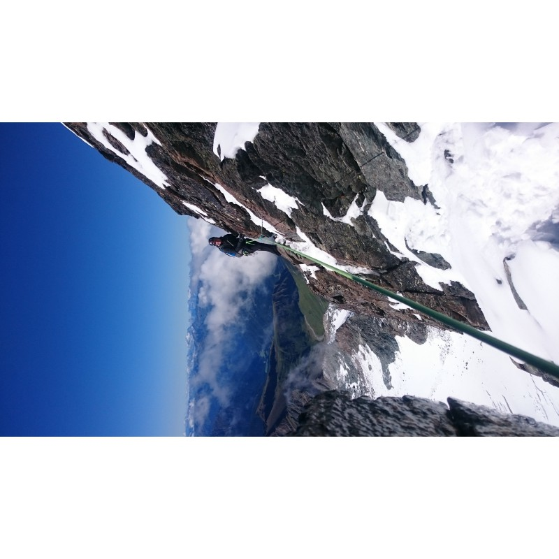 Image 1 from Oliver of Mammut - 8.7 Serenity Dry - Single rope