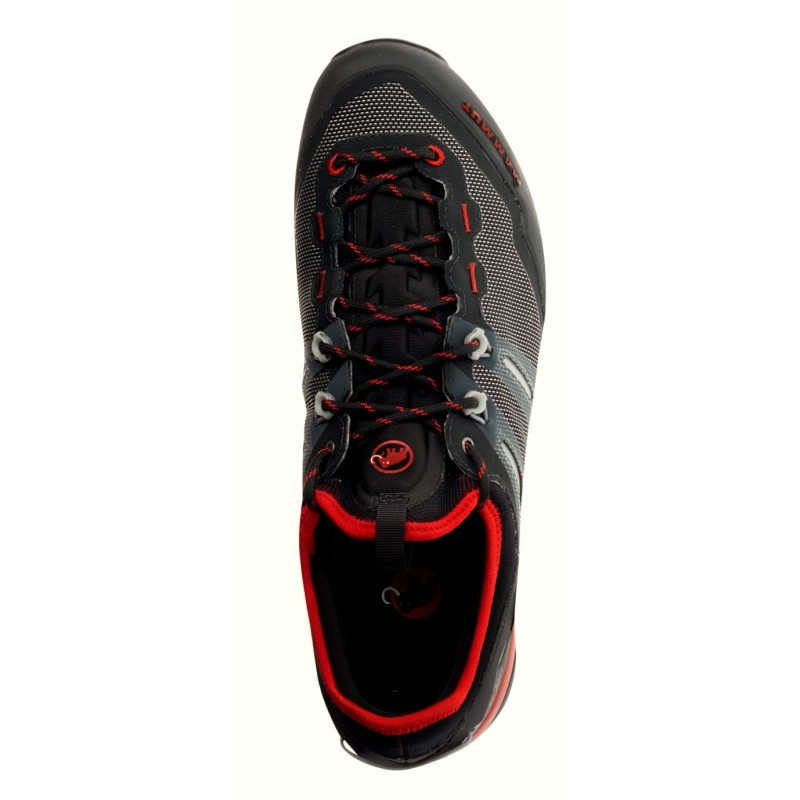 Image 1 from Mikael of Mammut - Alnasca Knit Low - Approach shoes