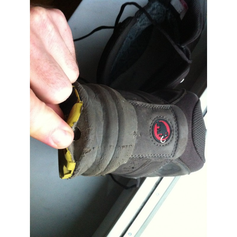 Image 1 from Andre of Mammut - Mercury GTX Men - Walking boots