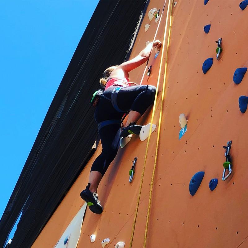 Image 1 from Fokelien of Mammut - Ophir Women - Climbing harness