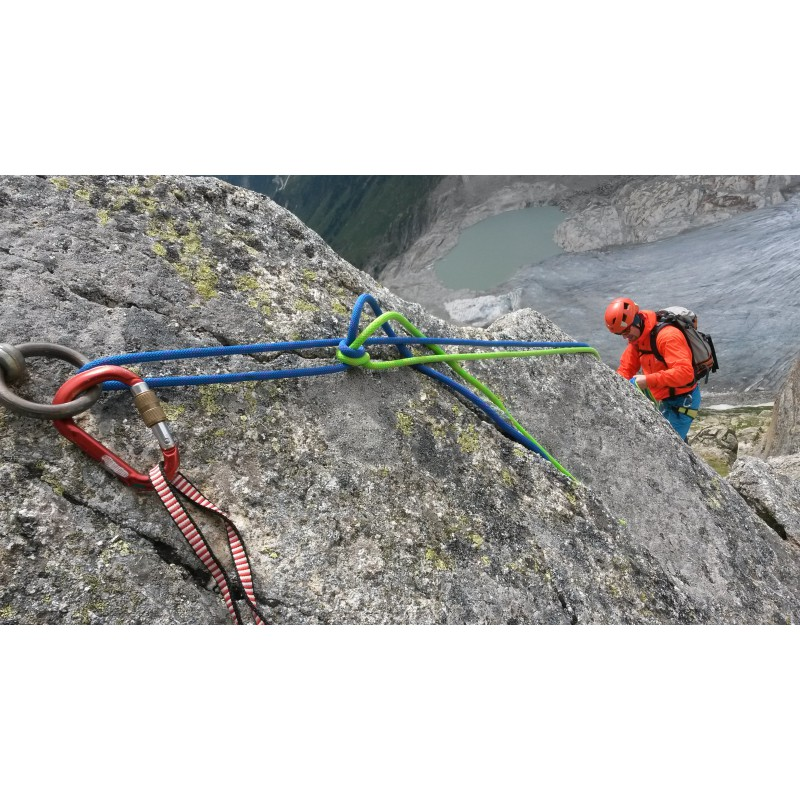 Image 1 from Heike of Mammut - Pendi 8.0 Dry - Half rope