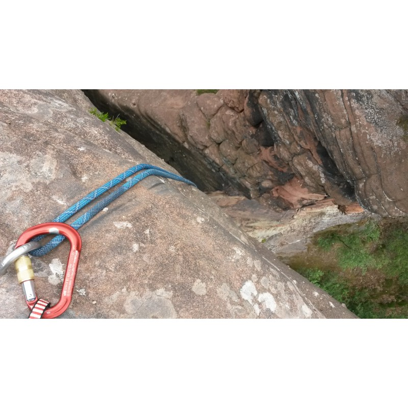 Image 2 from Heike of Mammut - Pendi 8.0 Dry - Half rope