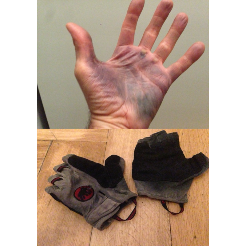 Image 1 from Frederik of Mammut - Trovat Glove - Gloves