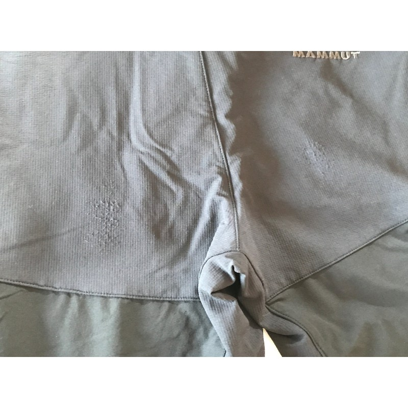 Image 1 from Gerd of Mammut - Women's Courmayeur Advanced Pants - Softshell trousers