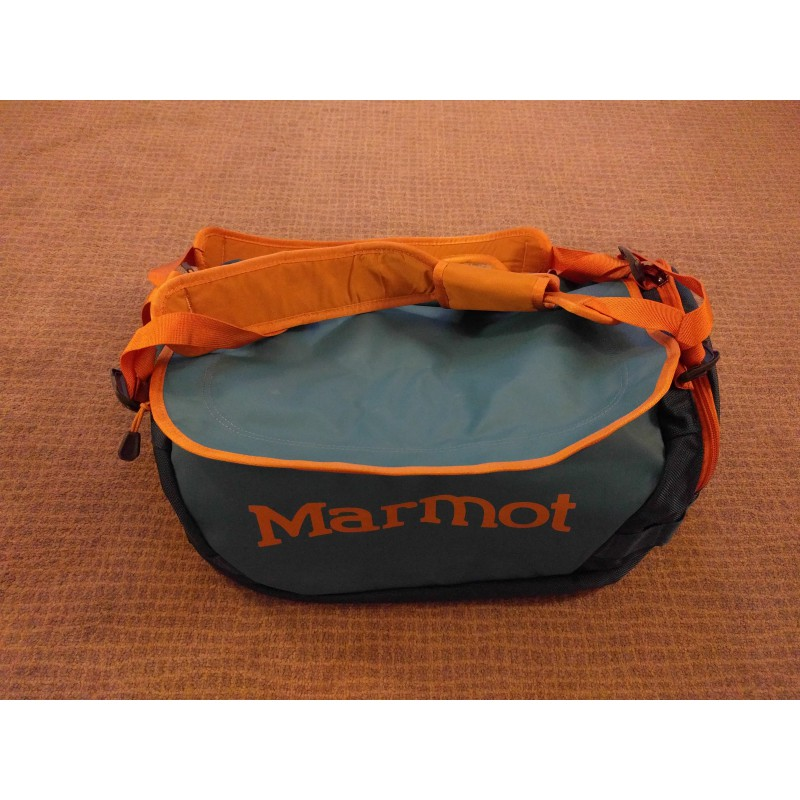 Image 1 from Agata of Marmot - Long Hauler Duffel Small - Luggage