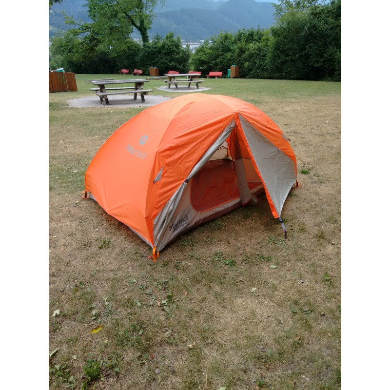 Image 1 from Andreas of Marmot - Tungsten 2P - 2-man tent