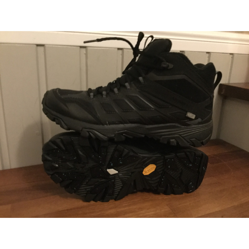 Image 1 from Jari of Merrell - Moab FST 2 Ice+ Thermo - Winter boots