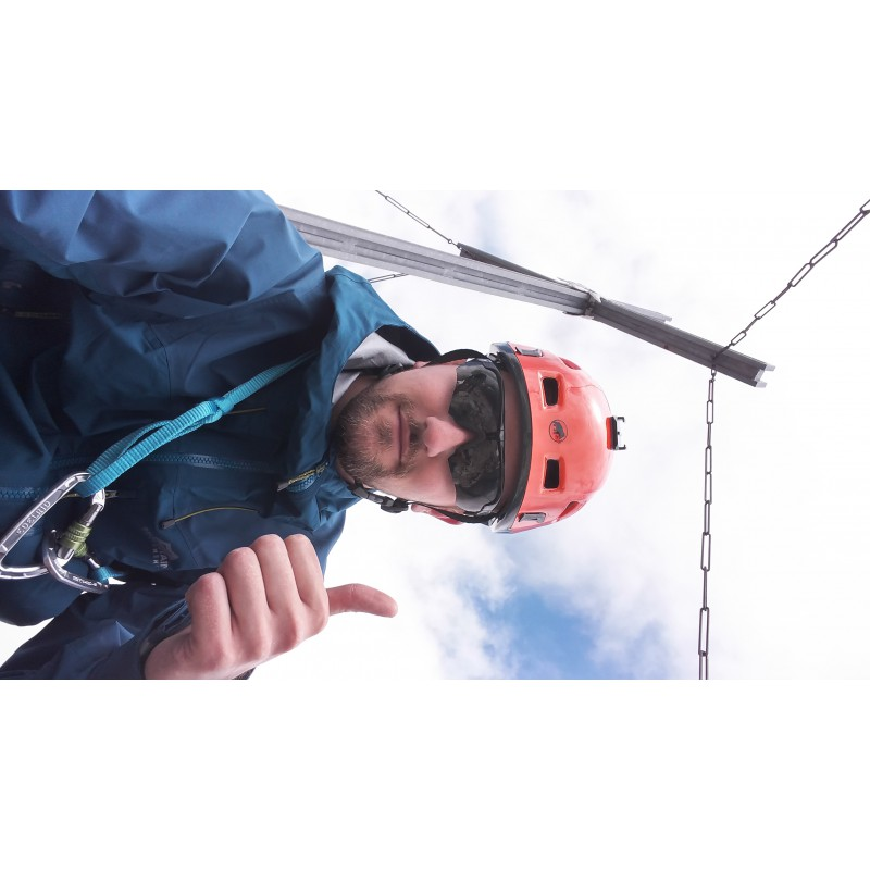 Image 1 from Christopher of Mountain Equipment - Ogre Jacket - Waterproof jacket