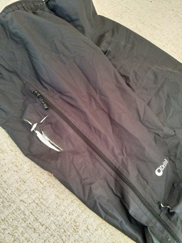 Image 1 from Mark of Mountain Equipment - Zeno Pant - Waterproof trousers