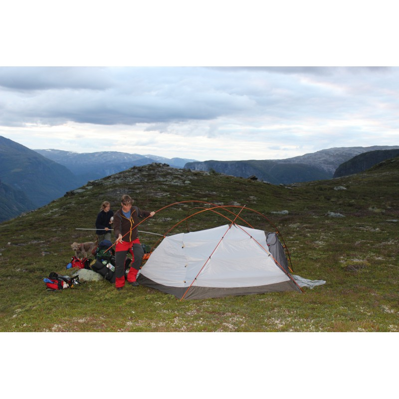 Image 1 from Ute of MSR - Stormking - Group tent