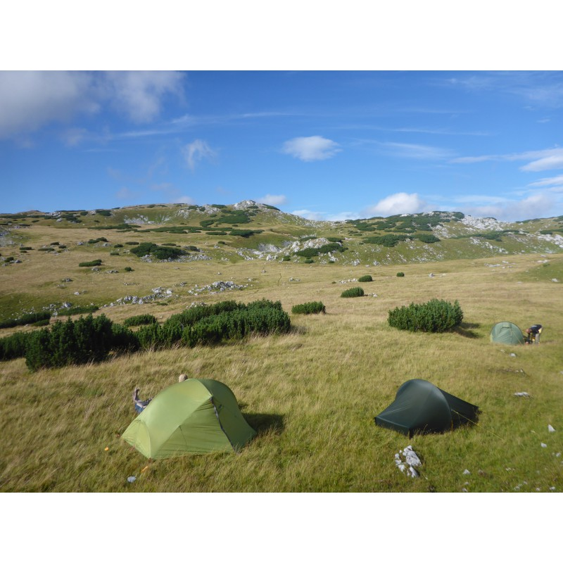 Image 3 from Thomas of Nordisk - Telemark 1 LW - 1-man tent
