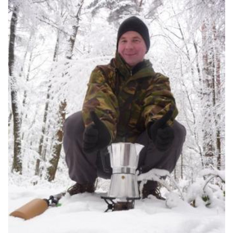 Image 1 from Jeroen of Optimus - Nova+ - Multifuel stove