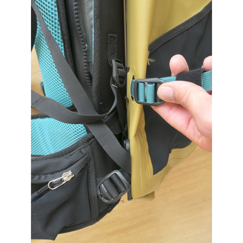 Image 1 from Georg of Ortlieb - Atrack 35 - Mountaineering backpack