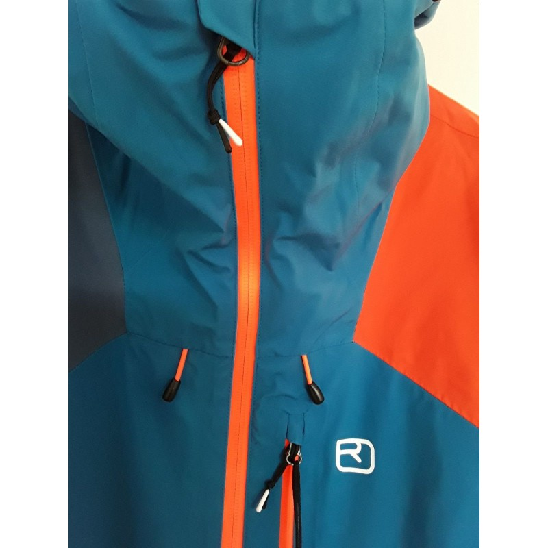 Image 1 from Benjamin of Ortovox - 3L Ortler Jacket - Waterproof jacket