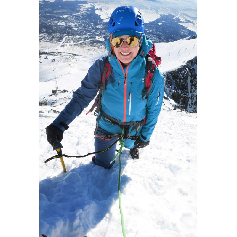 Image 1 from Maria of Ortovox - Women's 3L Ortler Jacket - Waterproof jacket