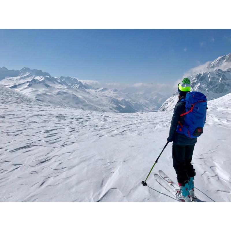 Image 2 from Martina of Ortovox - Women's Ortovox Peak 32 S - Mountaineering backpack