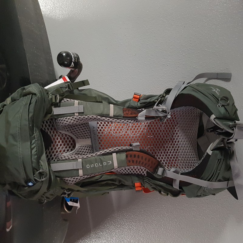Image 1 from alex of Osprey - Atmos AG 50 - Mountaineering backpack