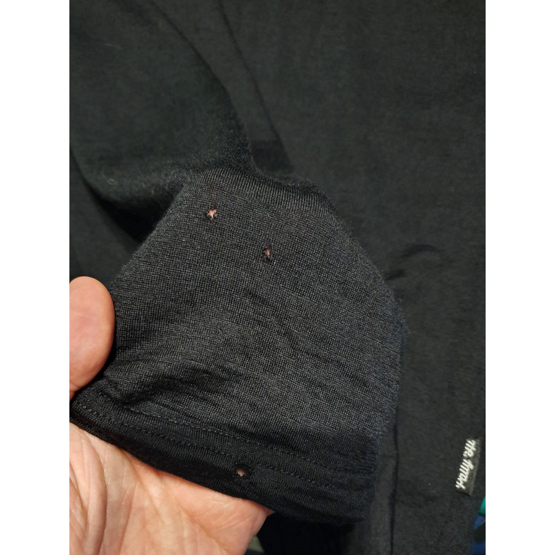 Image 1 from Christian of Pally'Hi - T-Shirt Invisible Pocket Tee - T-shirt