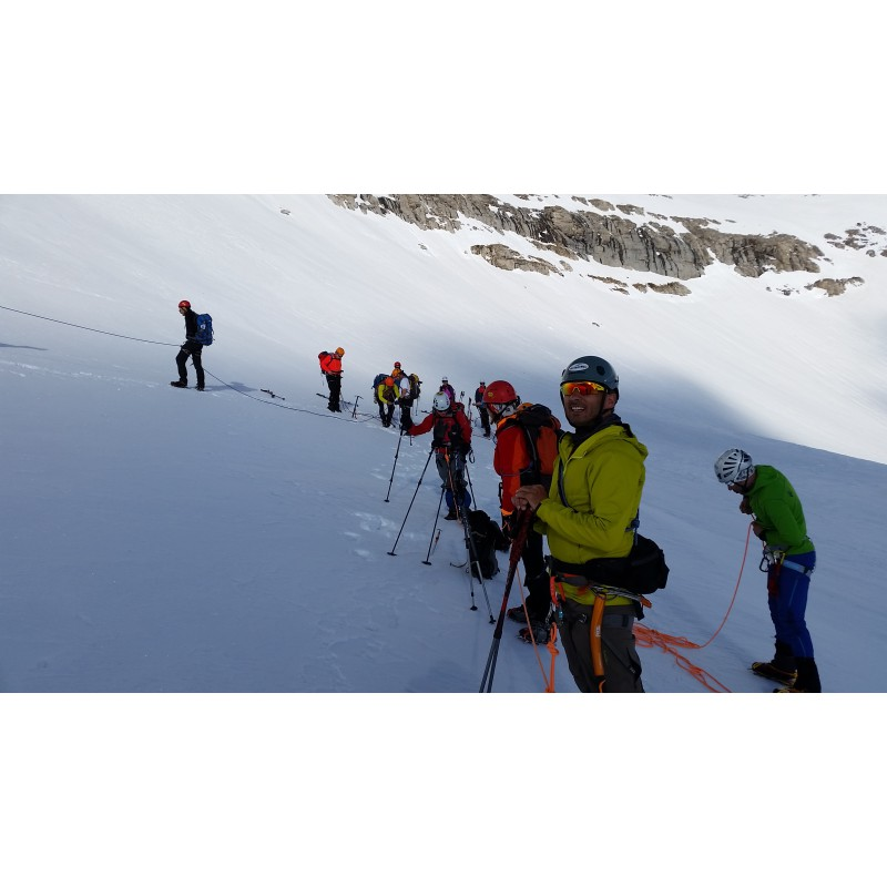 Image 1 from GEORGIOS of R'adys - R4 Alpine Softshell Pants - Mountaineering trousers