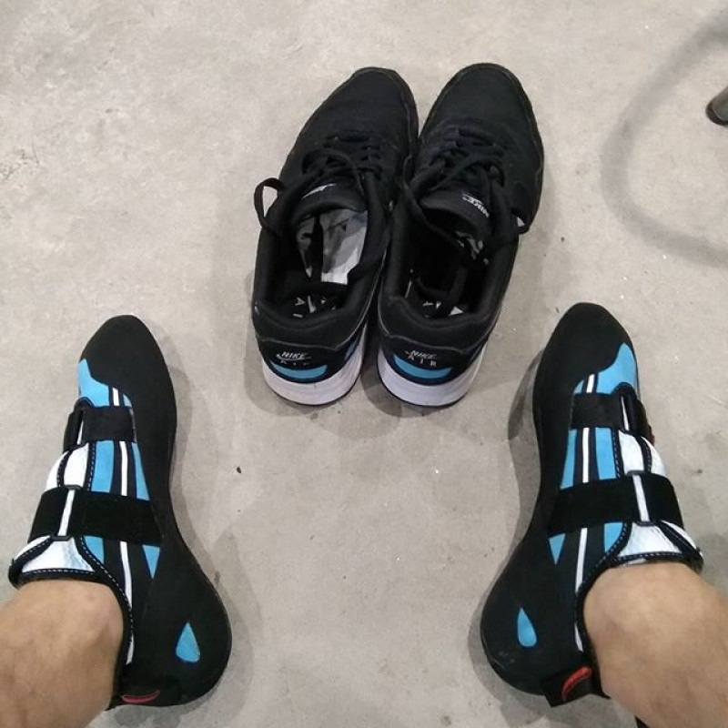 Image 1 from Darren  of Red Chili - Durango VCR - Climbing shoes