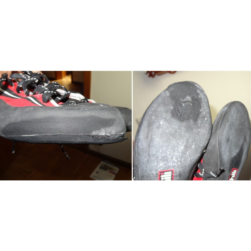 Image 1 from Tobi of Red Chili - Sausalito IZ - Climbing shoes
