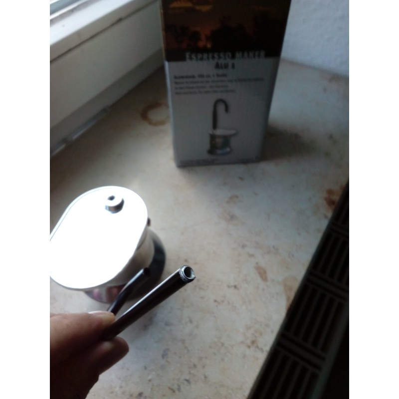 Image 1 from Anton of Basic Nature - Espresso Maker Alu