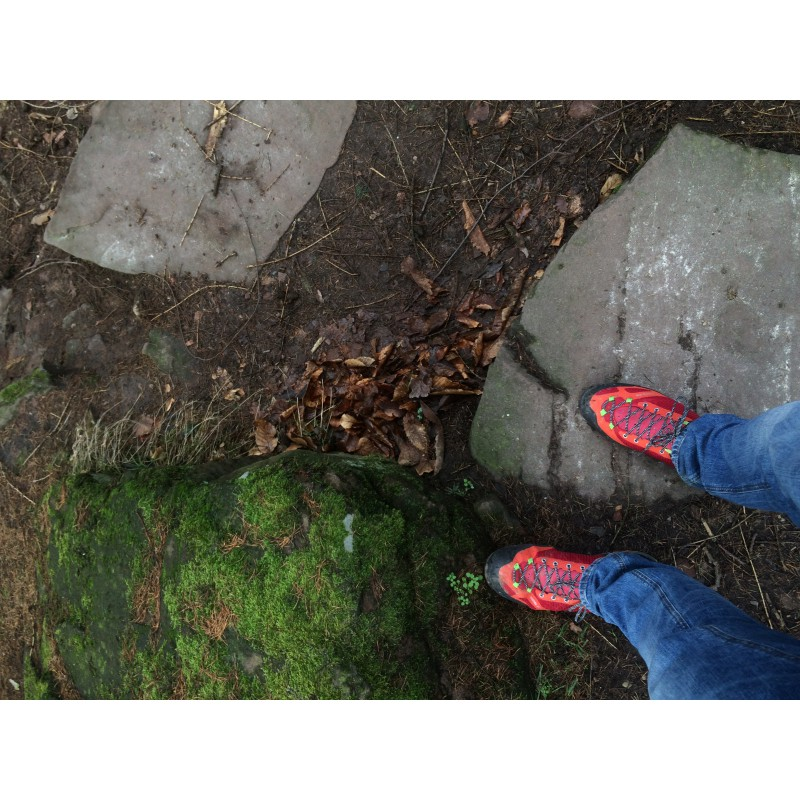 Image 1 from Sonja of Salewa - Firetail Evo - Approach shoes