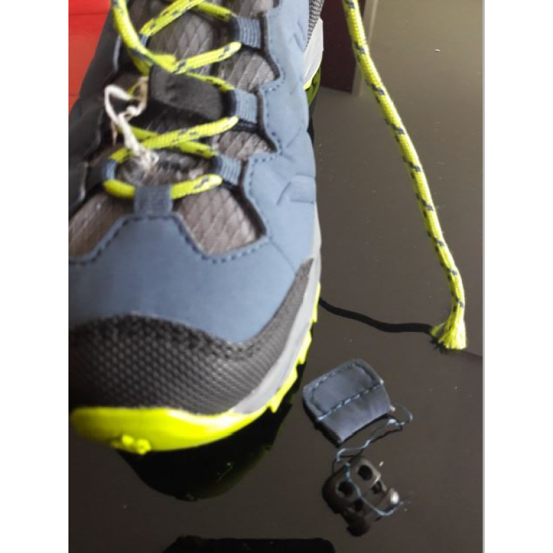 Image 1 from JEAN BENOIT of Salewa - Kid's MTN Trainer WP - Multisport shoes