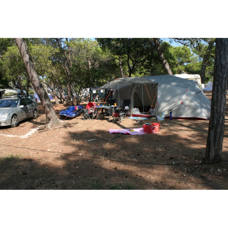 Image 1 from Nico of Salewa - Mirage VII - Group tent
