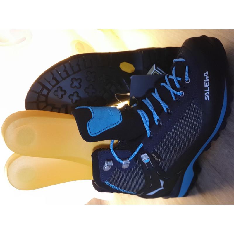 Image 1 from Nicole of Salewa - Women's Crow GTX - Mountaineering boots