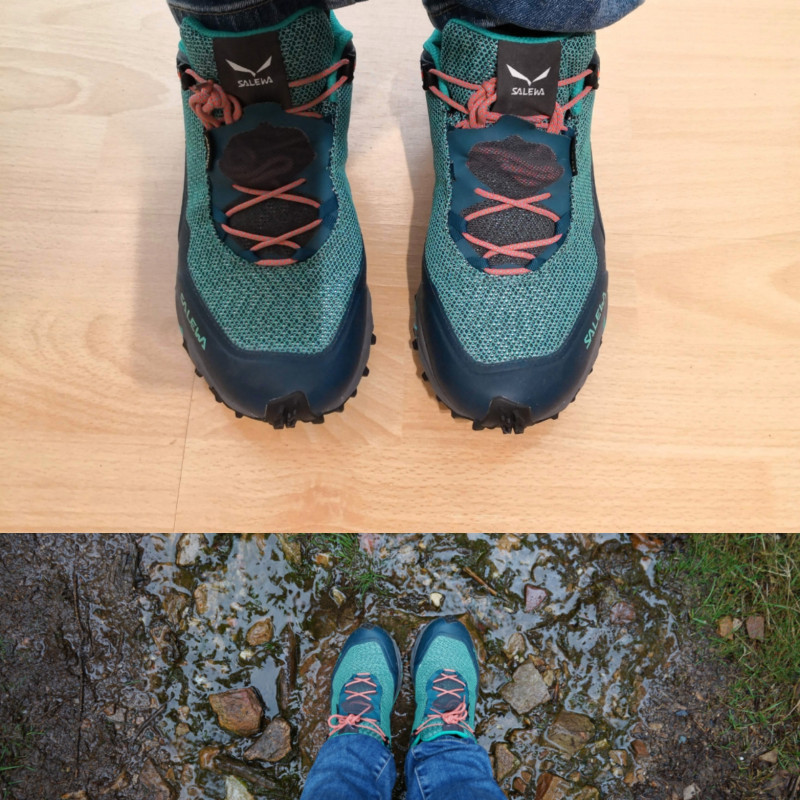 Image 1 from Laura of Salewa - Women's Speed Beat GTX - Trail running shoes