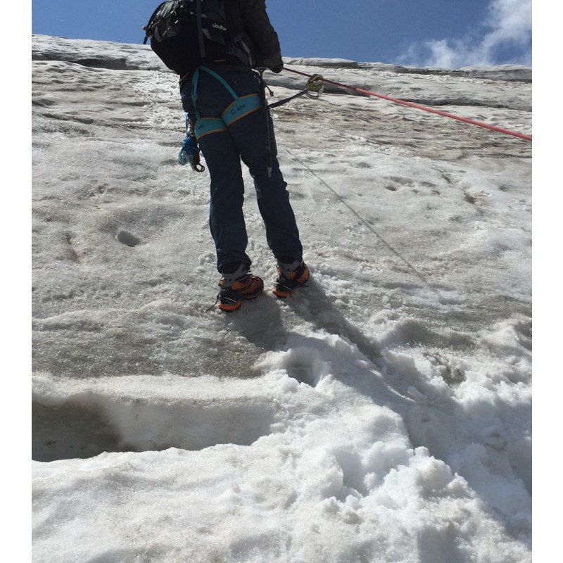 Image 1 from Michael of Scarpa - Mont Blanc Pro GTX - Mountaineering boots