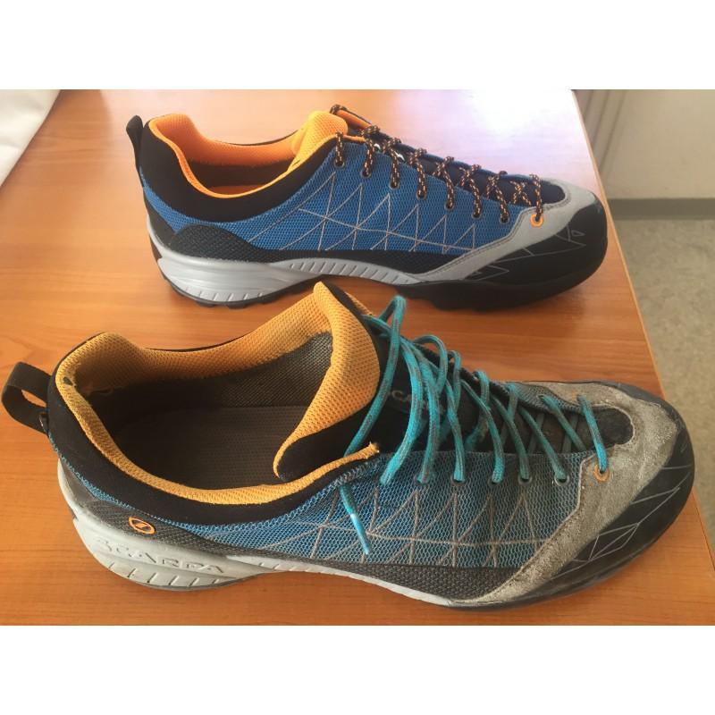 Image 1 from Klaas of Scarpa - Zen Lite GTX - Approach shoes