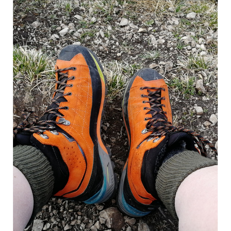 Image 1 from Inge of Scarpa - Zodiac Tech GTX - Mountaineering boots