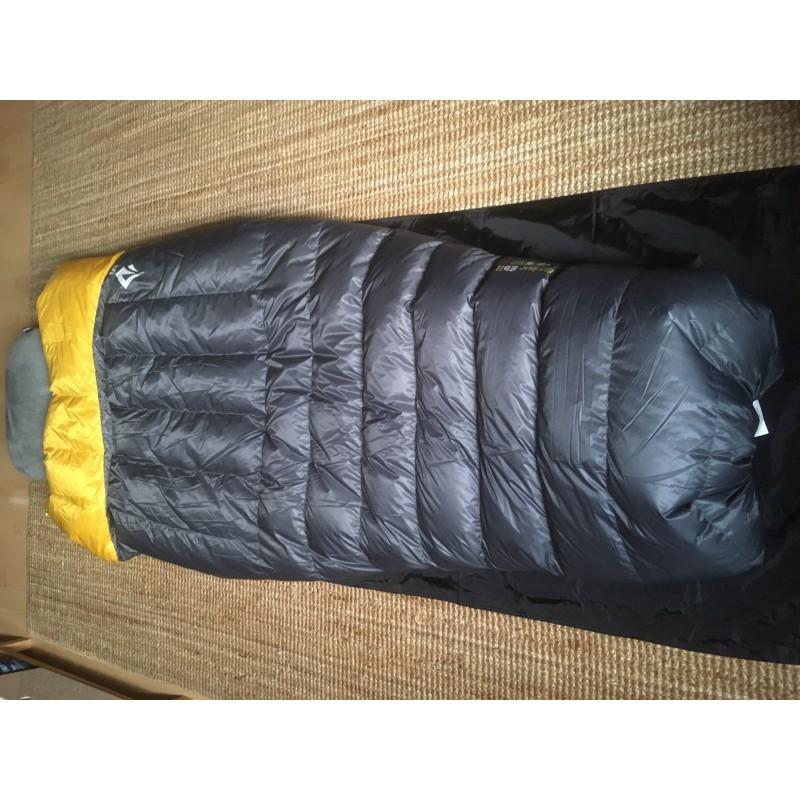 Image 3 from Jan of Sea to Summit - Ember Eb II - Down sleeping bag