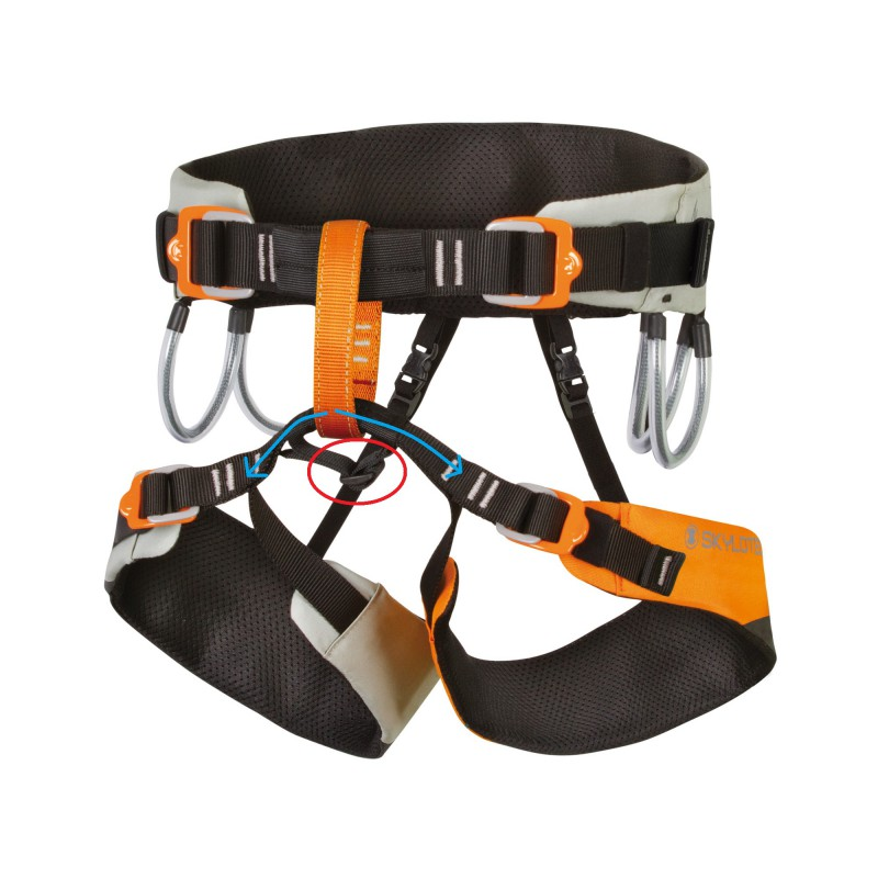 Image 1 from Kevin of Skylotec - sitZ - Climbing harness