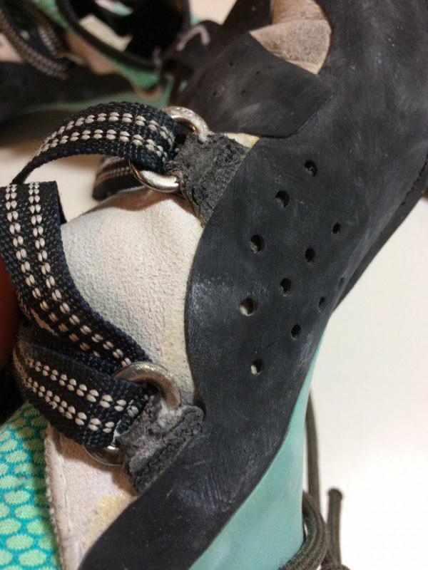 Image 2 from Katharina of Tenaya - Oasi LV - Climbing shoes