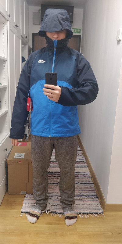 Image 1 from Cosmin of The North Face - Stratos Jacket - Waterproof jacket