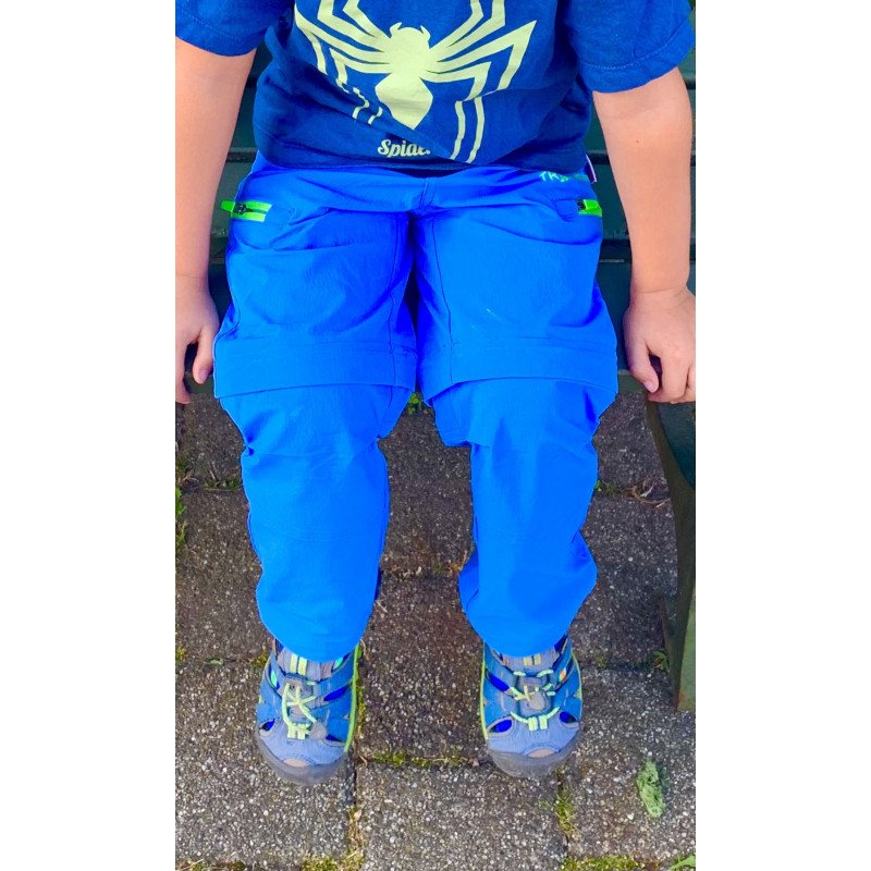 Image 1 from Jasna of Trollkids - Kid's Kjerag Zip Off Pants - Walking trousers