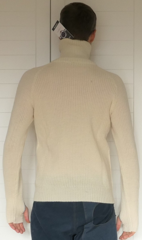 Image 2 from Georg of Ulvang - Rav Sweater with Zip - Jumper
