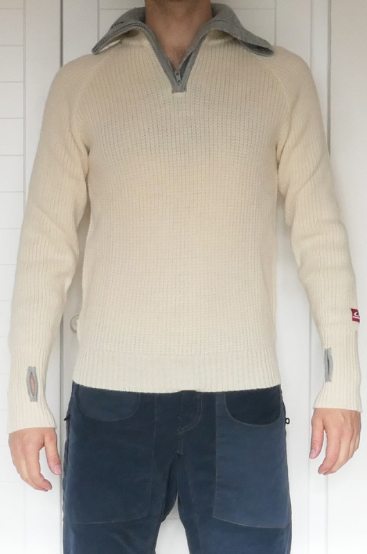 Image 1 from Georg of Ulvang - Rav Sweater with Zip - Jumper