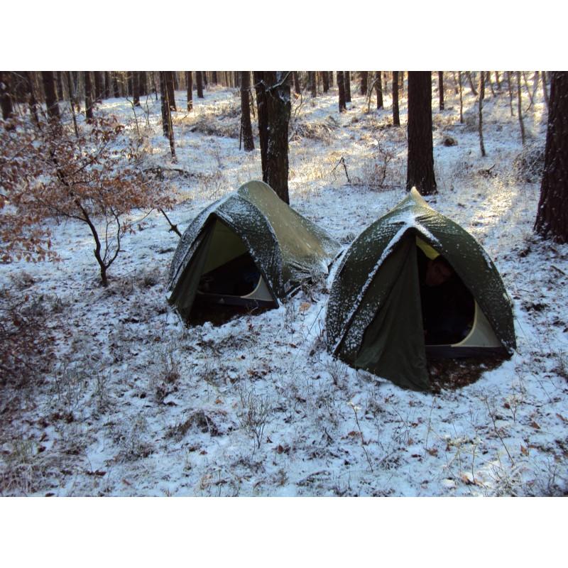 Image 2 from Florian of Vaude - Hogan Ultralight Argon - 1-man tent