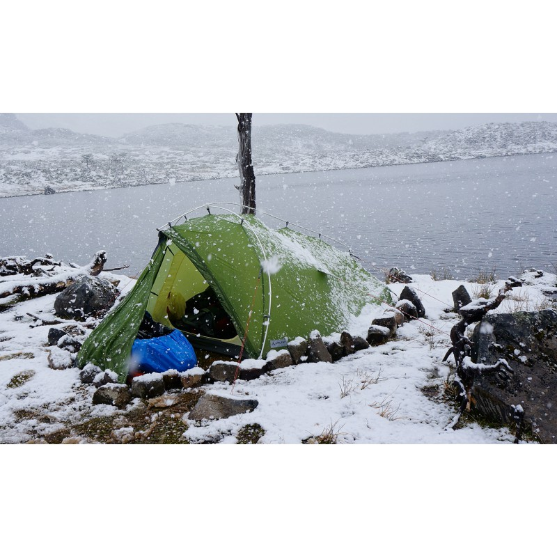 Image 1 from Oliver of Vaude - Taurus Ultralight XP - 2-man tent
