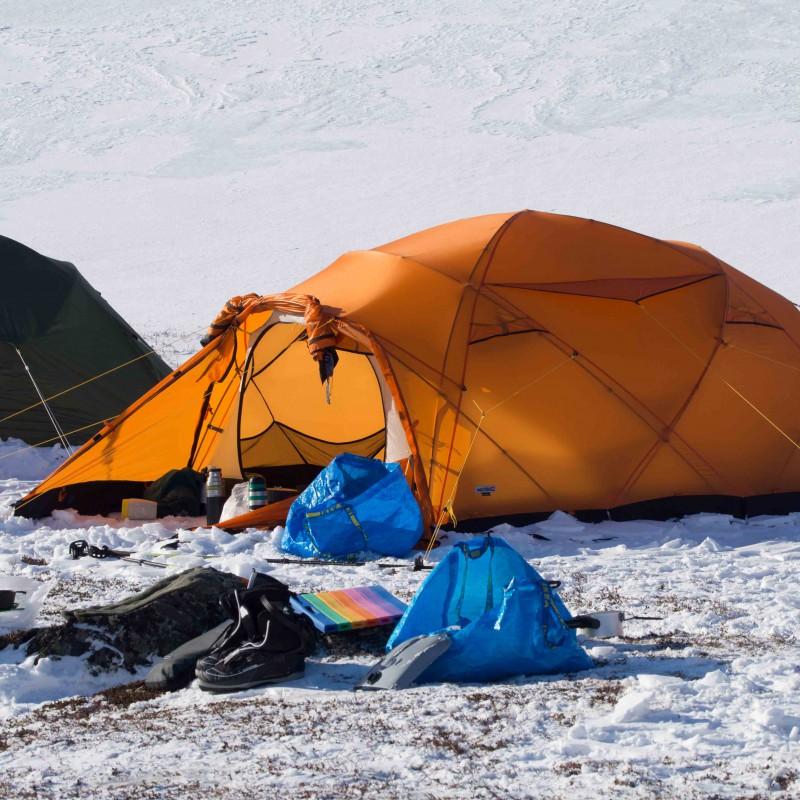 Image 1 from geoffroy of Wechsel - Conqueror ''Zero-G Line'' - 3-man tent