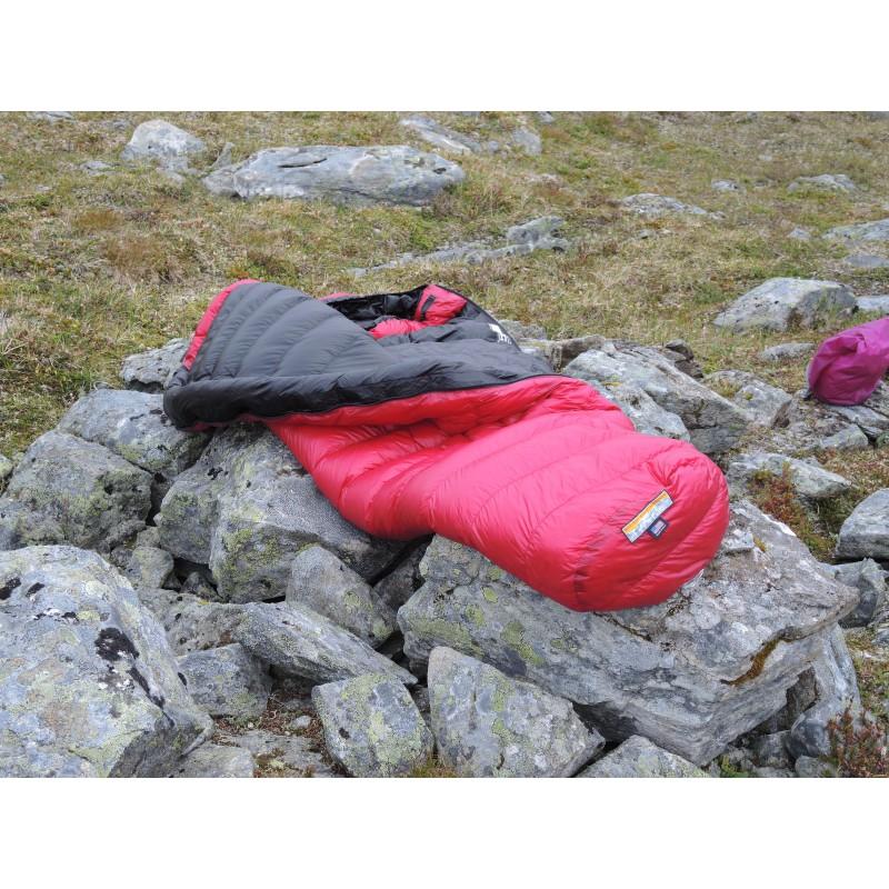 Image 1 from Markus of Western Mountaineering - AlpinLite - Down sleeping bag