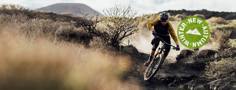 New for autumn: bike